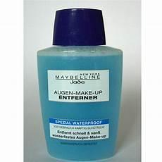 Wasserfestes Make Up - test augen make up entferner maybelline jade augen
