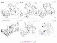 Deere Malvorlagen List Tractor Printable Of Massey 9005 Combine You Can Print
