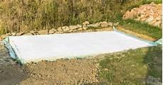 gartenhaus mit bodenplatte wie du eine bodenplatte betonieren kannst f 252 r dein