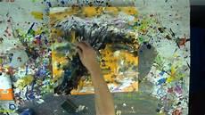 Tutorial Abstrakte Kunst 10 Wir Malen Ein Bild Acryl