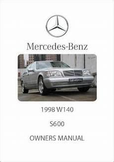 free auto repair manuals 1998 mercedes benz e class parental controls mercedes benz car manuals direct
