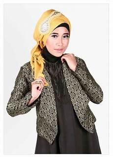 Trend Model Busana Muslim Kantor Simple Elegan