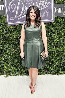 Monica Lewinsky Dress Monica Lewinsky Attends Vanity Fair Saks Fifth Avenue