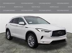 new 2019 infiniti qx50 luxe 4d sport utility in pittsburgh