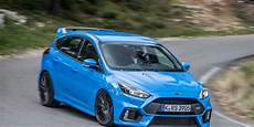2016 ford focus rs test review car and driver
