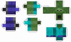 how to make paper figures quot minecraft quot