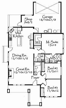 craftsman prairie style house plans prairie style house plan 3 beds 2 baths 1602 sq ft plan