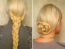 Hair Tutorial For Hair Easy Heatless Hairstyles With