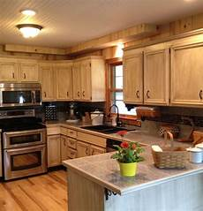 Kitchen Transformations Before And After by Cabinet Transformations Submitted By Becky C