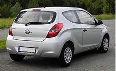 File Hyundai I20 1 2 Classic Heckansicht 21 Juni 2011