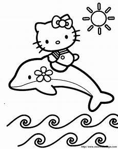 Delphin Malvorlagen Zum Ausdrucken Pdf Ausmalbilder Delfin Bild Hello Auf Einem Delphin