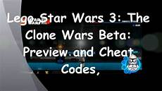 lego wars 3 the clone wars beta codes how to