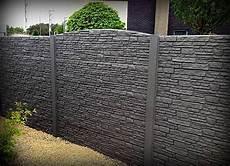 palissade jardin beton emejing cloture jardin en beton gallery house design