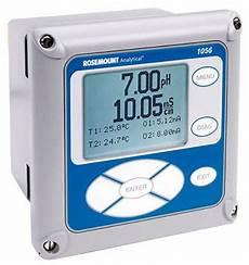 original 4 20ma rosemount 1056 rosemount analytical model 1056 dual input analyzer ph orp meters instrumart