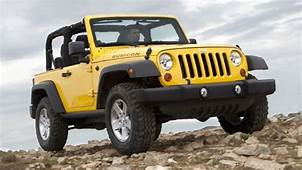 Why The 2015 Jeep Wrangler Is Cheapest Car In America