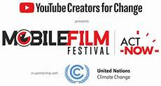 chagne carbon prix le mobile festival rejoint la cagne act now on climate change cin 233 ma dvd