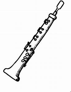 Kostenlose Malvorlagen Oboe Oboe 2 Ausmalbild Malvorlage Musik