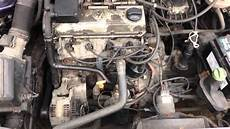 vw golf mk3 gti 8v engine idling agg