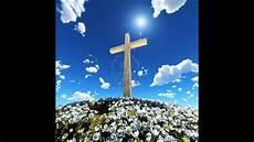 Salib Di Puncak Golgota The Cross On The Hill Of Golgotha