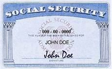 make a social security card template to do if your social security card is stolen techno faq