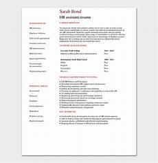 graduate fresher resume template 12 sles formats