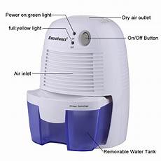 Bathroom Mini Dehumidifier by 500ml Mini Air Dehumidifier Portable Dryer Home Bathroom