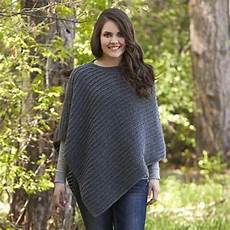 Easy Knit Poncho Patterns Knitting Patterns For Beginners