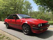 1986 Alfa Romeo 1750 GTV For Sale  ClassicCarscom CC