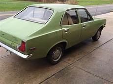 Plymouth Cricket Car by Plymouth Cricket 1971 Trailer Find 38k Original