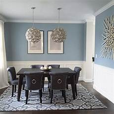 benjamin nimbus grey dining room interiors by color