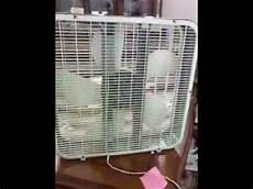 air king by lasko box fan youtube