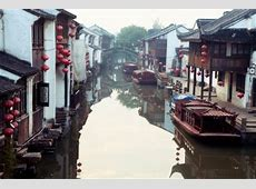 Shanghai Tours   Suzhou and Zhouzhuang Water Village
