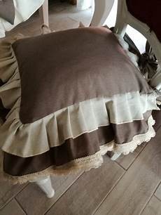 cuscini su misura cuscini per sedie su misura colore tortora e panna per