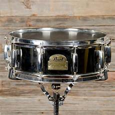 chad smith snare pearl 5x14 chad smith signature snare drum used reverb