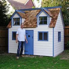 wooden wendy house plans play houses for kids luxury custom playhouse large