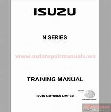auto repair manual online 2008 isuzu i series spare parts catalogs isuzu truck service training n series auto repair manual forum heavy equipment forums