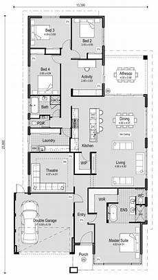 4 bedroom barn house plans the discovery display redink homes house plans