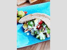 cobb salad pitas_image