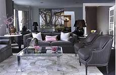 Home Decor Ideas For Grey Walls by 15 Modern Interior Decorating Ideas Blending Gray And Pink