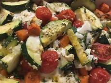 Zucchini Tomaten Mozzarella Auflauf Katzemurna