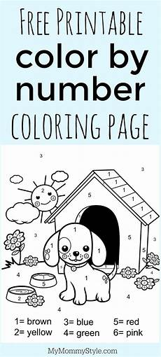 printable color by number worksheets for kindergarten 16190 color by number coloring page free printable numbers preschool preschool colors numbers for