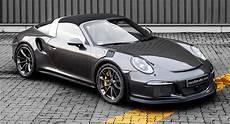 Porsche 911 Targa 4 Gts By Mcchip Looks Like A Gt3 Rs Has