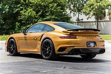 Used 2018 Porsche 911 Turbo S Exclusive Series For Sale