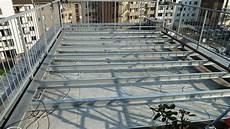 terrasse auf stahlkonstruktion roof deck terrassenbau in 3 tagen selbst de