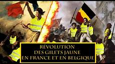 Revolution Des Gilets Jaune En Belgique Tous