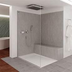 ebenerdige dusche und rechteckige duschwanne fjord air duscholux ag badezimmer