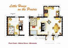 floorplan of the little house on the prairie by nikneuk on