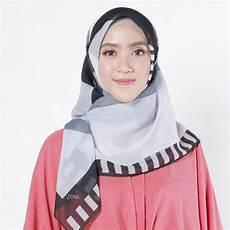Jilbab Zoya Segi Empat Terbaru 2019 Katalog Busana Muslim