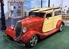 1934 Ford Custom Woody Wagon  Welcome To Cars Of Dreams
