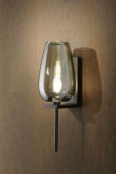 contemporary wall light glass lume bellavista collection